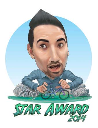 StarAward art prize