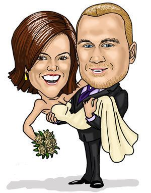 bride-groom-custom-art-gift (40K)
