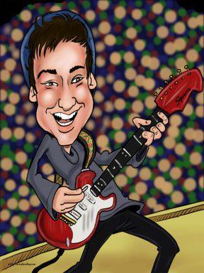 guitar-rocker-caricature (43K)