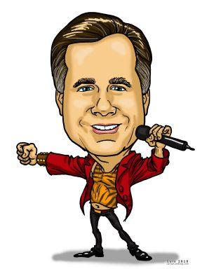 singer-caricature