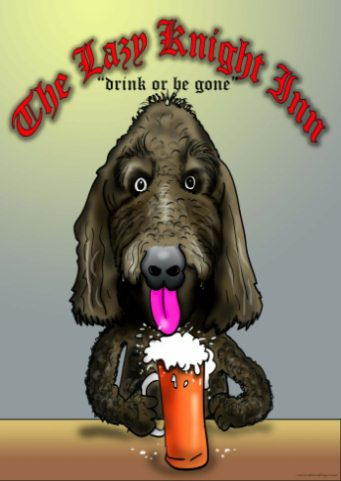 drinking-dog-caricature (40K)